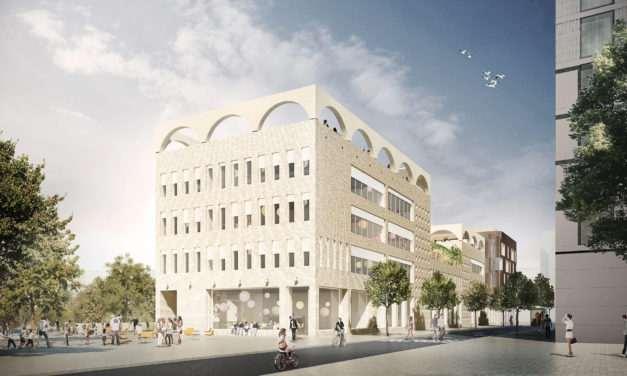 Grundschule im Baakenhafen: Übergangslösung für die großen Schüler