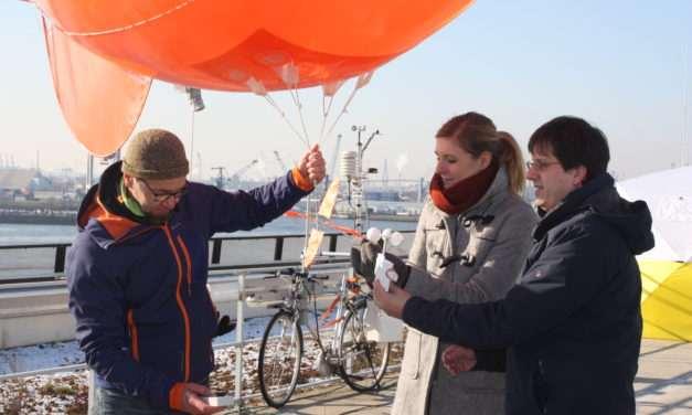 Forscher vermessen den Wind in der HafenCity: Wo es besonders zieht!