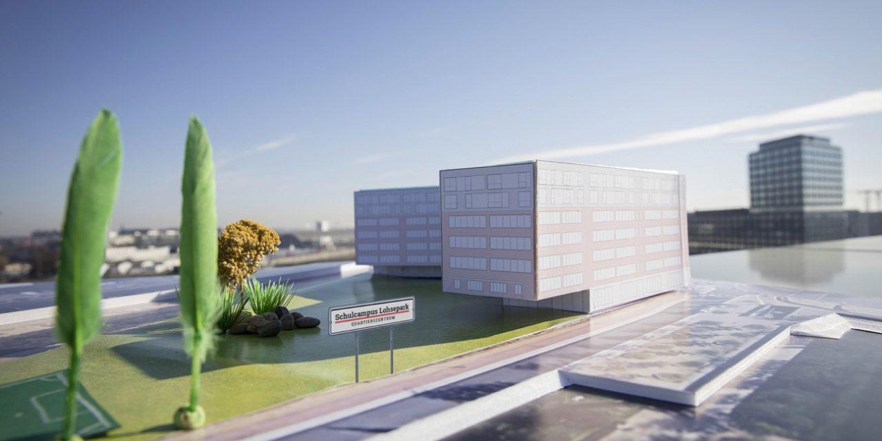 HafenCity Forum: Öffentliche Debatte im Streit um den Schulcampus am Lohsepark