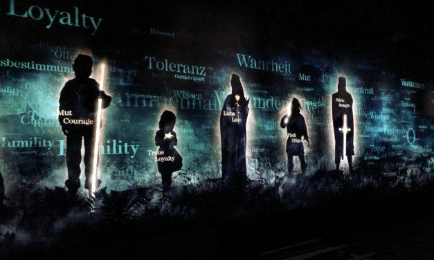"""""""Märchenwelten"""" im Baakenhafen: Bald geht es los"""